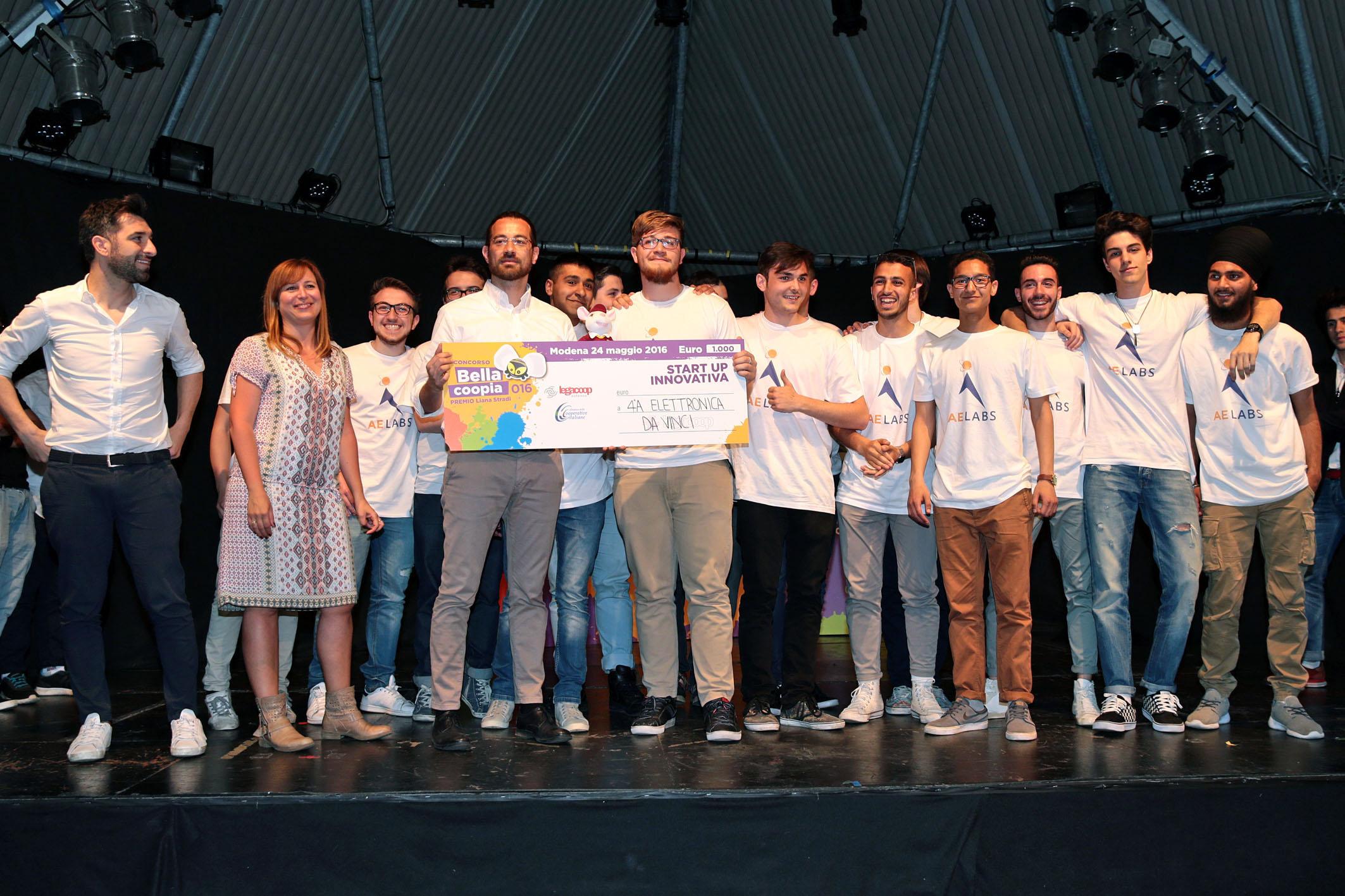 Bellacoopia 2016: Carpi fa incetta di premi!