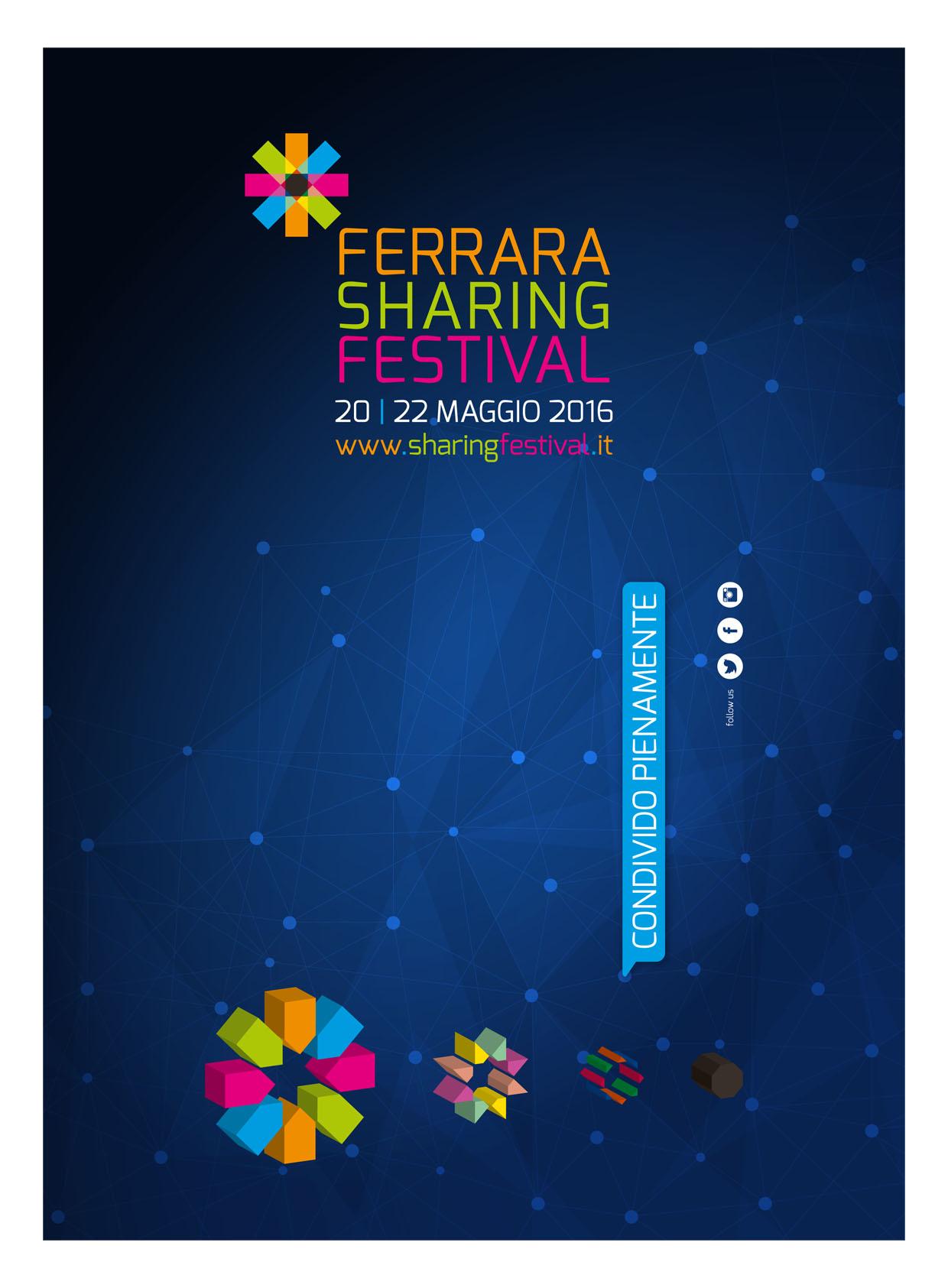 Legacoop e il mondo cooperativo allo Sharing Festival di Ferrara