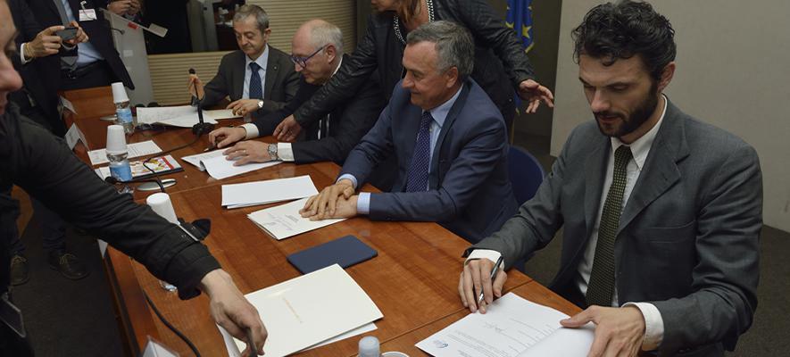 """La cooperazione sociale a Roma per firmare  la """"Carta della Buona Accoglienza"""",  sottoscritta da Ministero Interno, Anci e Alleanza Cooperative Sociali"""