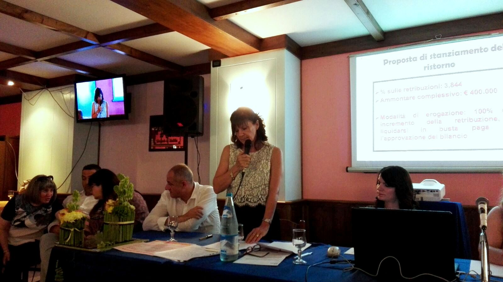 Assemblea di bilancio Cidas: l'ultimo discorso da presidente di Patrizia Bertelli
