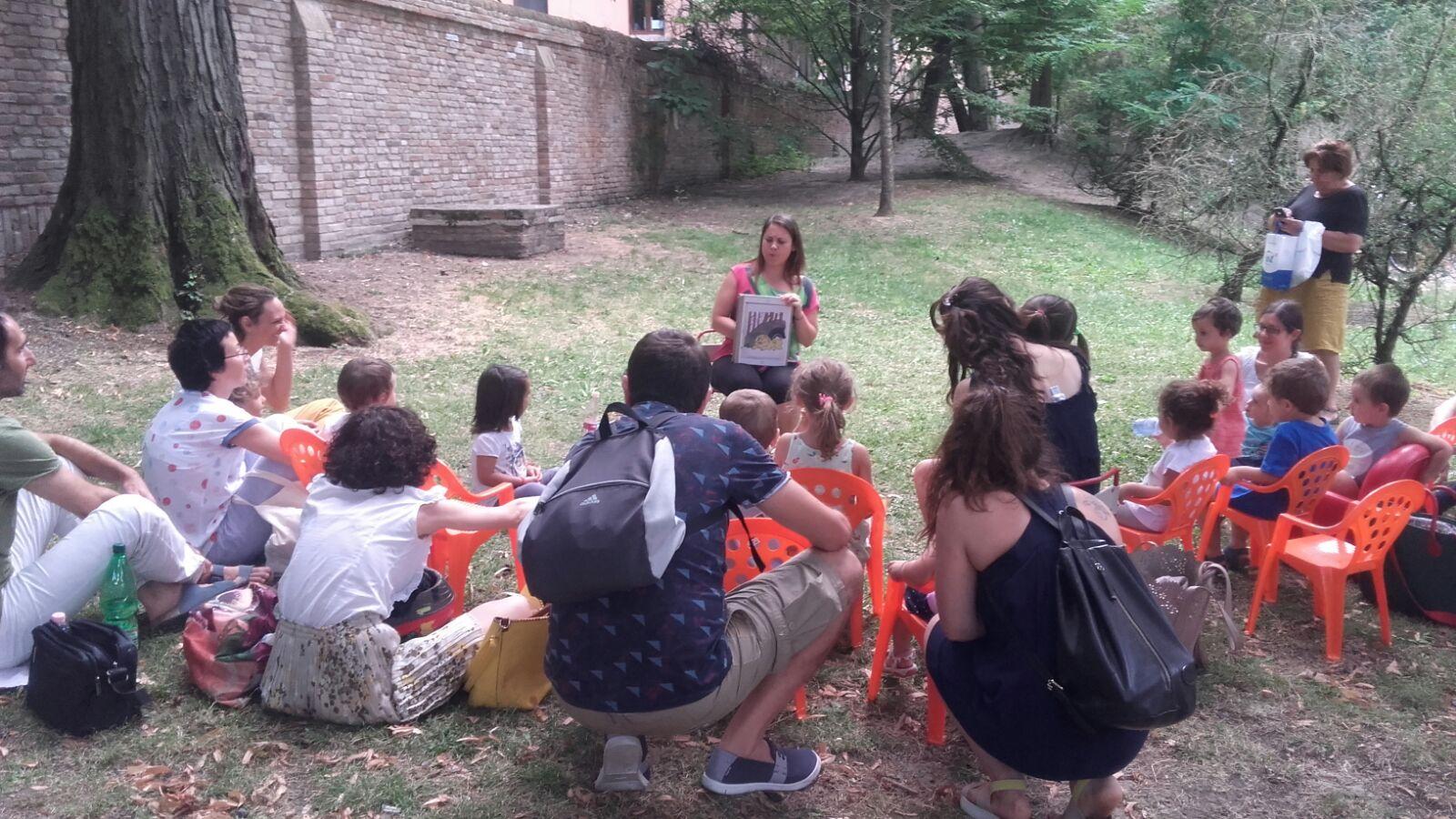 L'Arena di Momo, iniziativa della cooperativa sociale Le Pagine, ha animato l'estate ferrarese