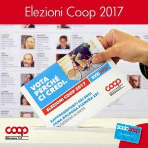 Elezioni Coop Alleanza 3.0: fino al 29 aprile si votano i rappresentanti della cooperativa, in tutti i supermercati e ipermercati