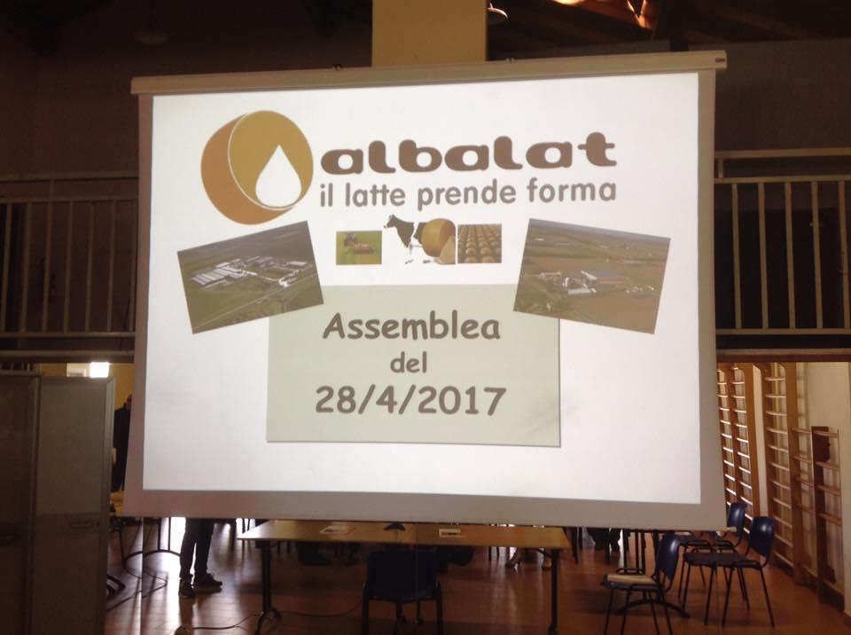Albalat presenta ai Soci il bilancio 2016