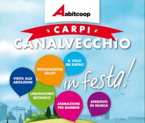 """Con Abitcoop """"Carpi Canalvecchio in festa!"""""""