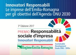 """Aperto fino al 2 ottobre il bando per il premio regionale """"Innovatori Responsabili"""", per imprese orientate ad uno sviluppo sostenibile"""