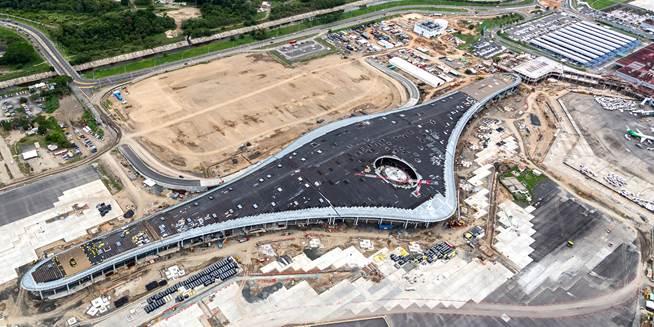 Politecnica per il nuovo aeroporto internazionale  di Panama City