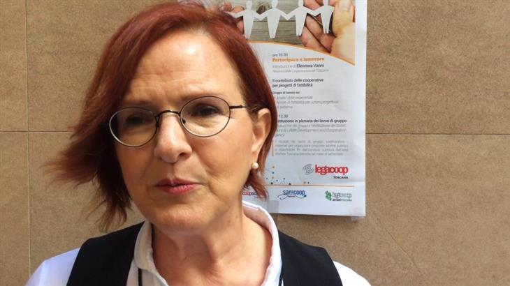 Eleonora Vanni è la nuova presidente di Legacoopsociali