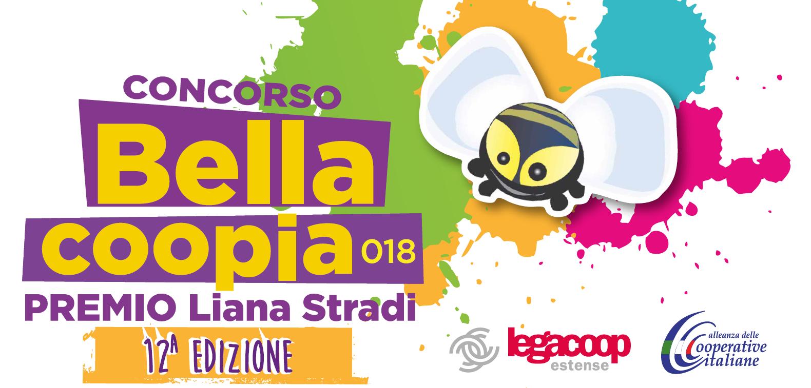 Bellacoopia Estense 2017 – 2018:  al via la 12^ edizione del concorso per le scuole di Modena e Ferrara