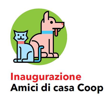 Inaugurazione Amici di casa Coop, a Maranello giovedì 30 novembre