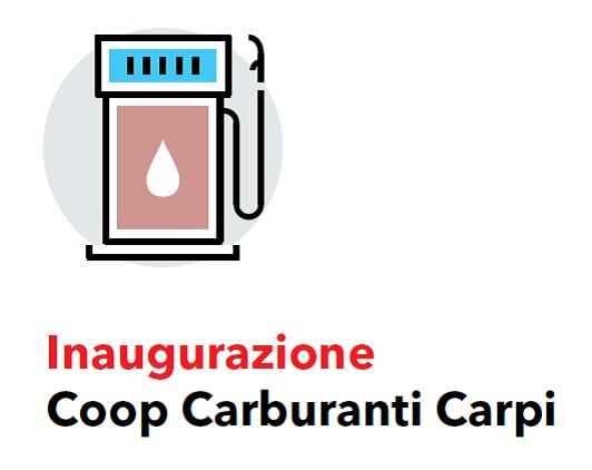 Inaugurazione Coop Carburanti Carpi, mercoledì 29 novembre