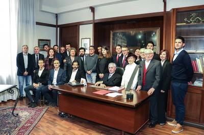 Le cooperative Giulio Bellini e Alpaca premiate nella 55^ Giornata della Riconoscenza Provinciale della Camera di Commercio di Ferrara