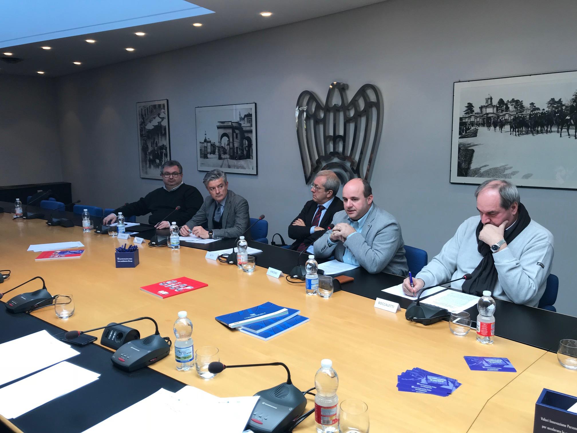 Legge urbanistica regionale e sviluppo della città: la posizione delle associazioni edili modenesi