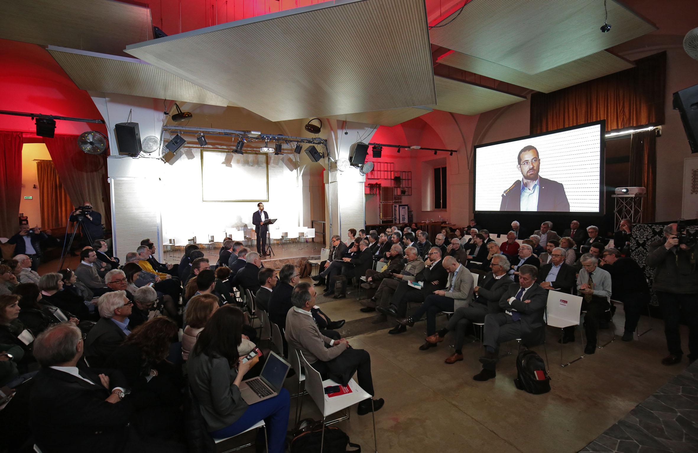 """""""Direzione futuro sostenibile"""": le cooperative di Legacoop Estense si sono riunite a Modena per l'Assemblea Annuale. I temi della buona governance e della sostenibilità al centro dell'iniziativa"""