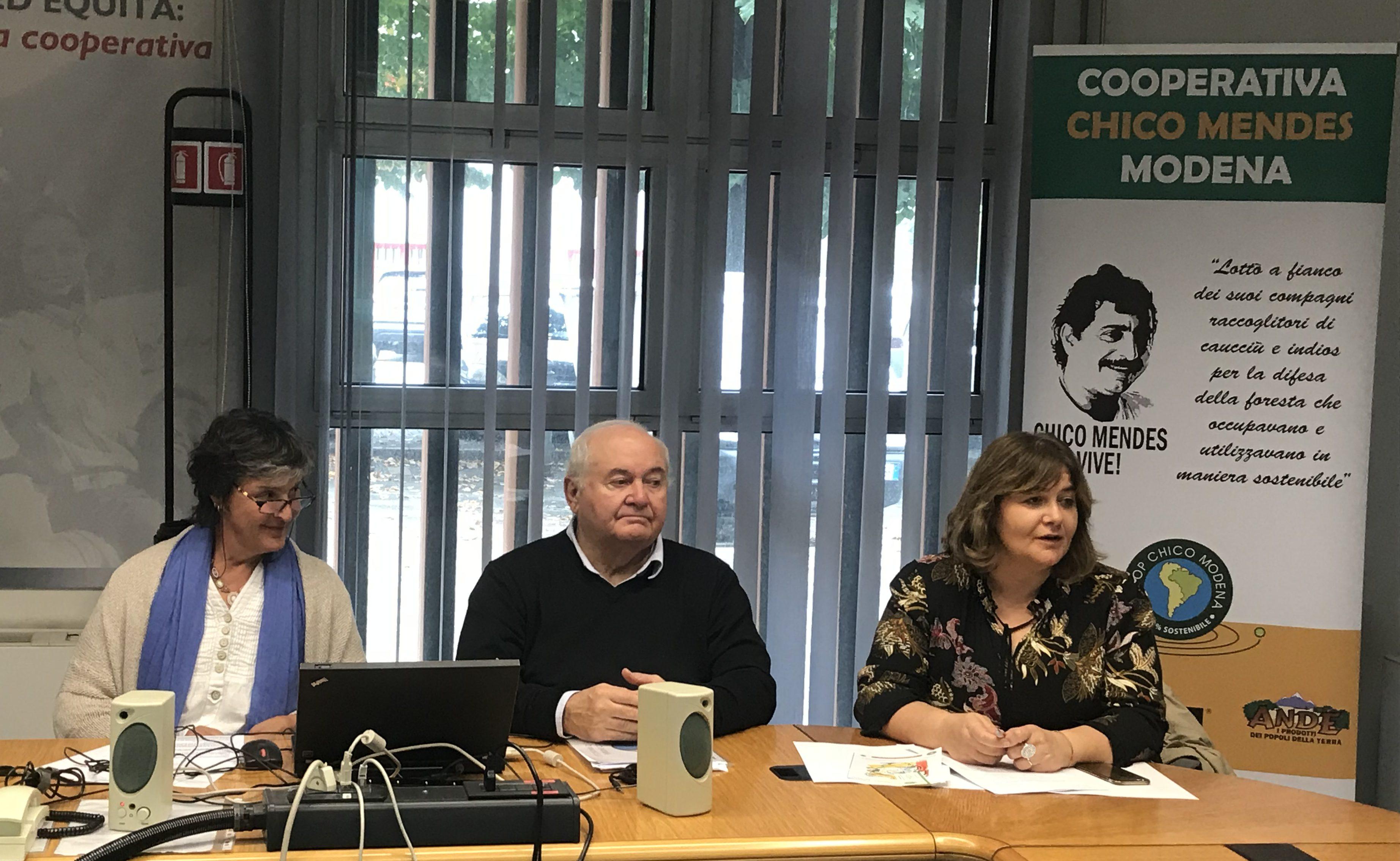 """Presentata alla Stampa la conferenza """"30 anni dopo Chico Mendes, 15 anni insieme"""", in programma giovedì 18 ottobre"""