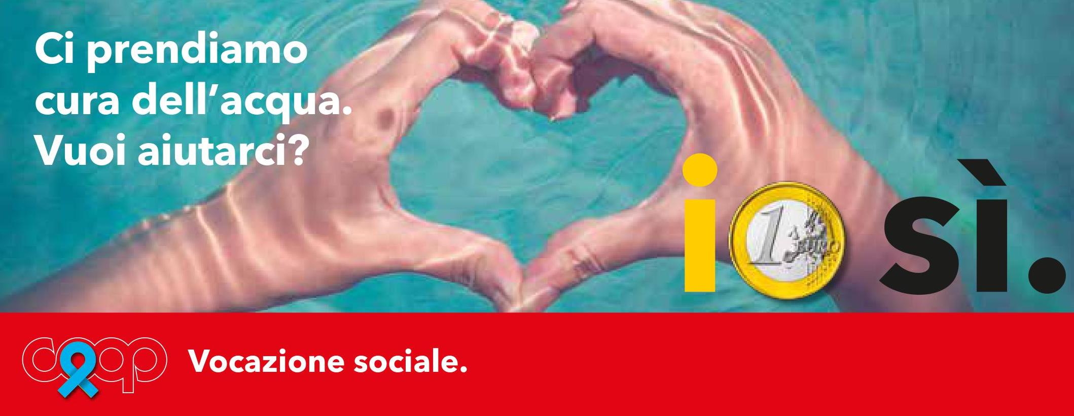 """""""Io sì"""": Coop Alleanza 3.0 sostiene progetti ambientali in difesa dell'acqua. Otto le iniziative tra Modena e Ferrara"""
