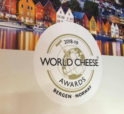 Cheese Awards 2018/2019: il Caseificio Razionale Novese si aggiudica l'oro, e anche un argento!