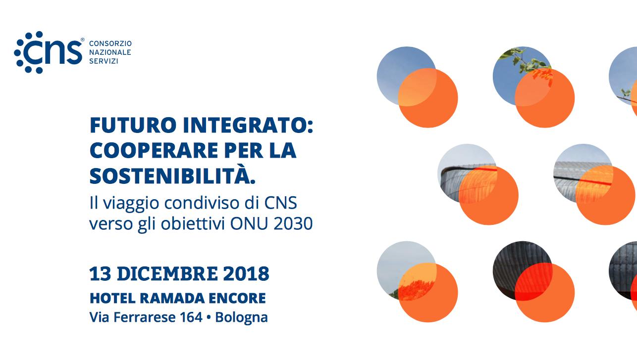 Il CNS presenta il primo Bilancio di Sostenibilità, il 13 dicembre a Bologna