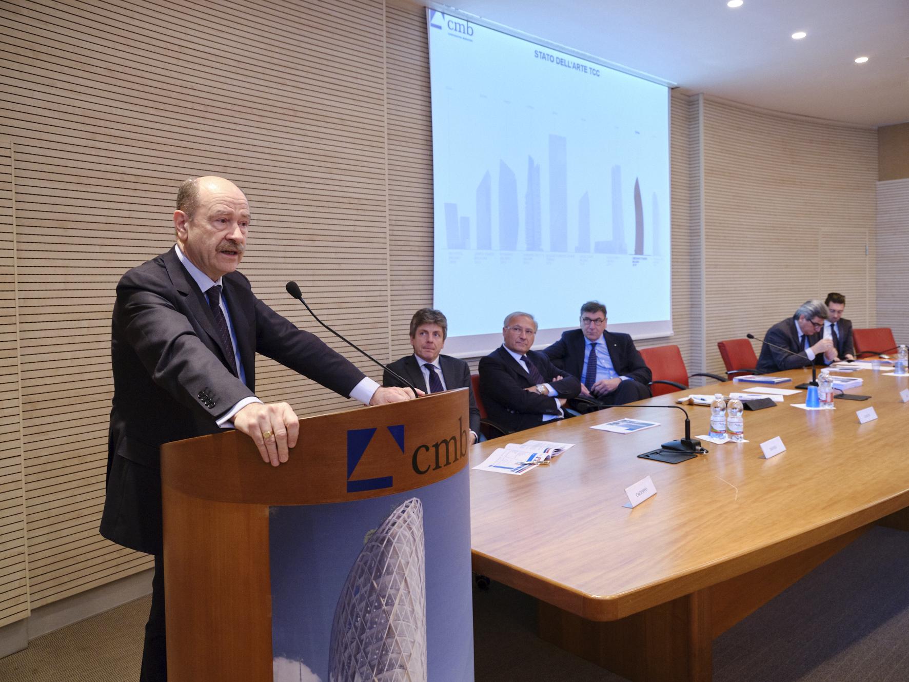 CMB conferma le prospettive di sviluppo del piano industriale 2018 – 2020