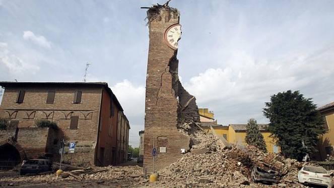 Pubblicato il primo dei tre bandi della Regione ER dedicati alle aree del sisma, per la rivitalizzazione dei centri storici
