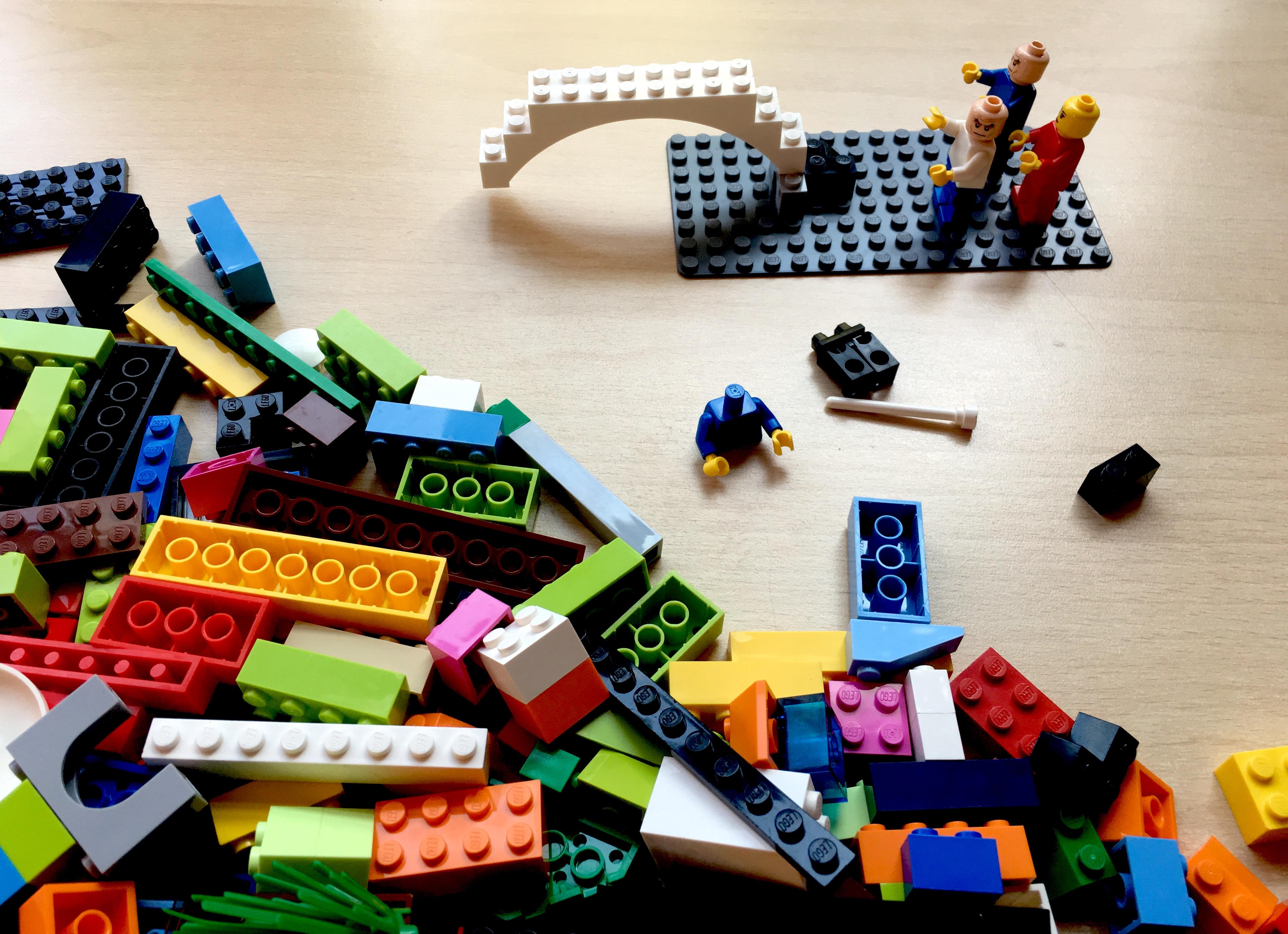 Focus group e Lego Serious Play: ecco i percorsi partecipativi in vista del Congresso, per definire insieme alle cooperative le strategie per il prossimo mandato