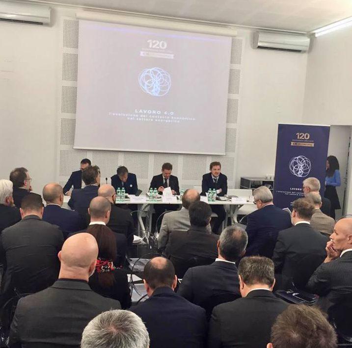Per celebrare i 120 anni, CPL Concordia riunisce a Roma Istituzioni pubbliche e imprese sui temi del lavoro 4.0