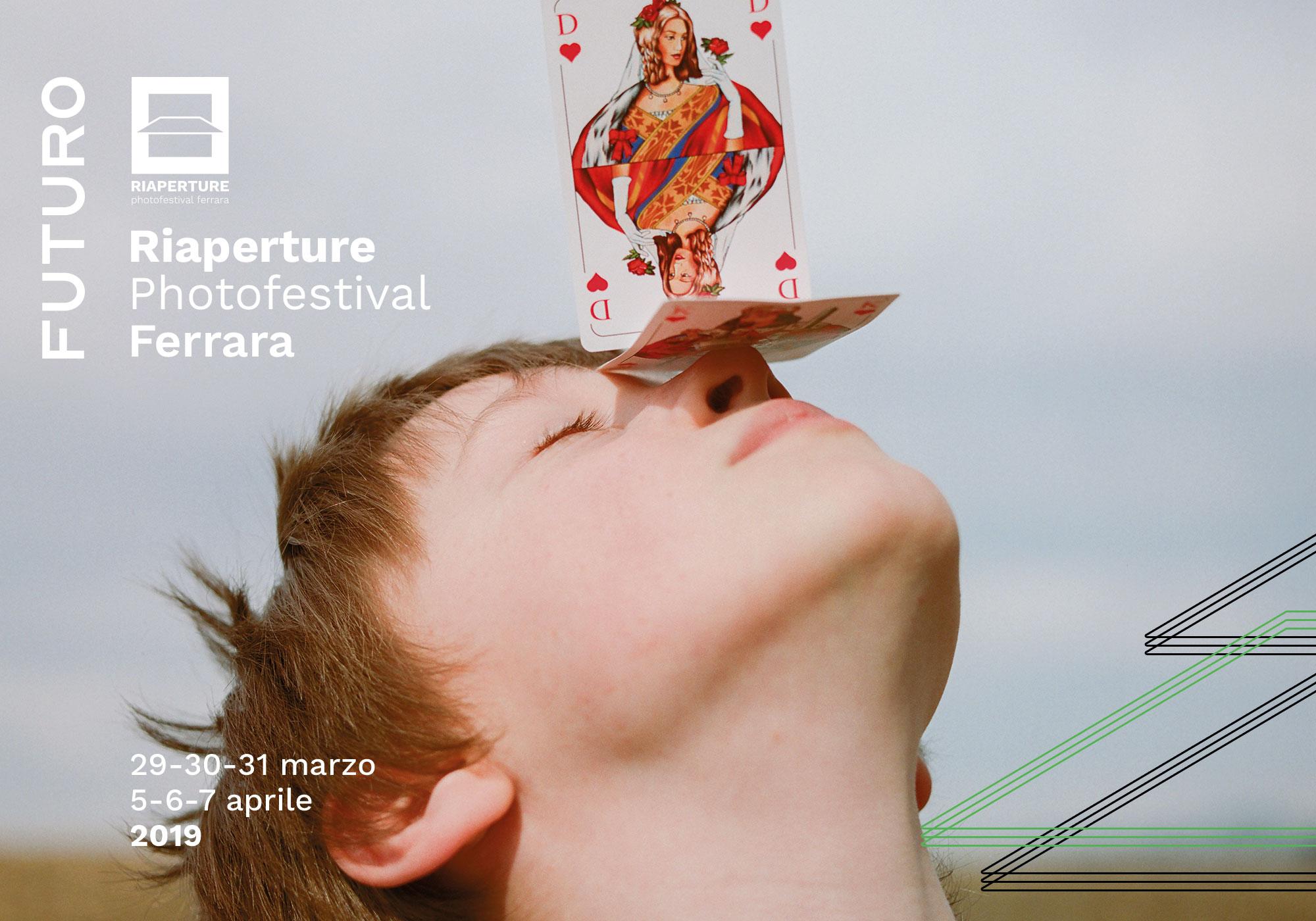 Secondo weekend per Riaperture, il festival tra fotografia che riapre gli spazi chiusi di Ferrara. Assicoop Modena&Ferrara tra i sostenitori