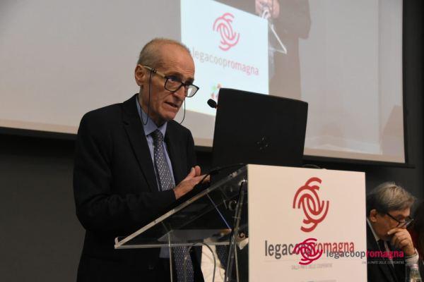 L'ultimo saluto al Presidente di Legacoop Romagna Guglielmo Russo