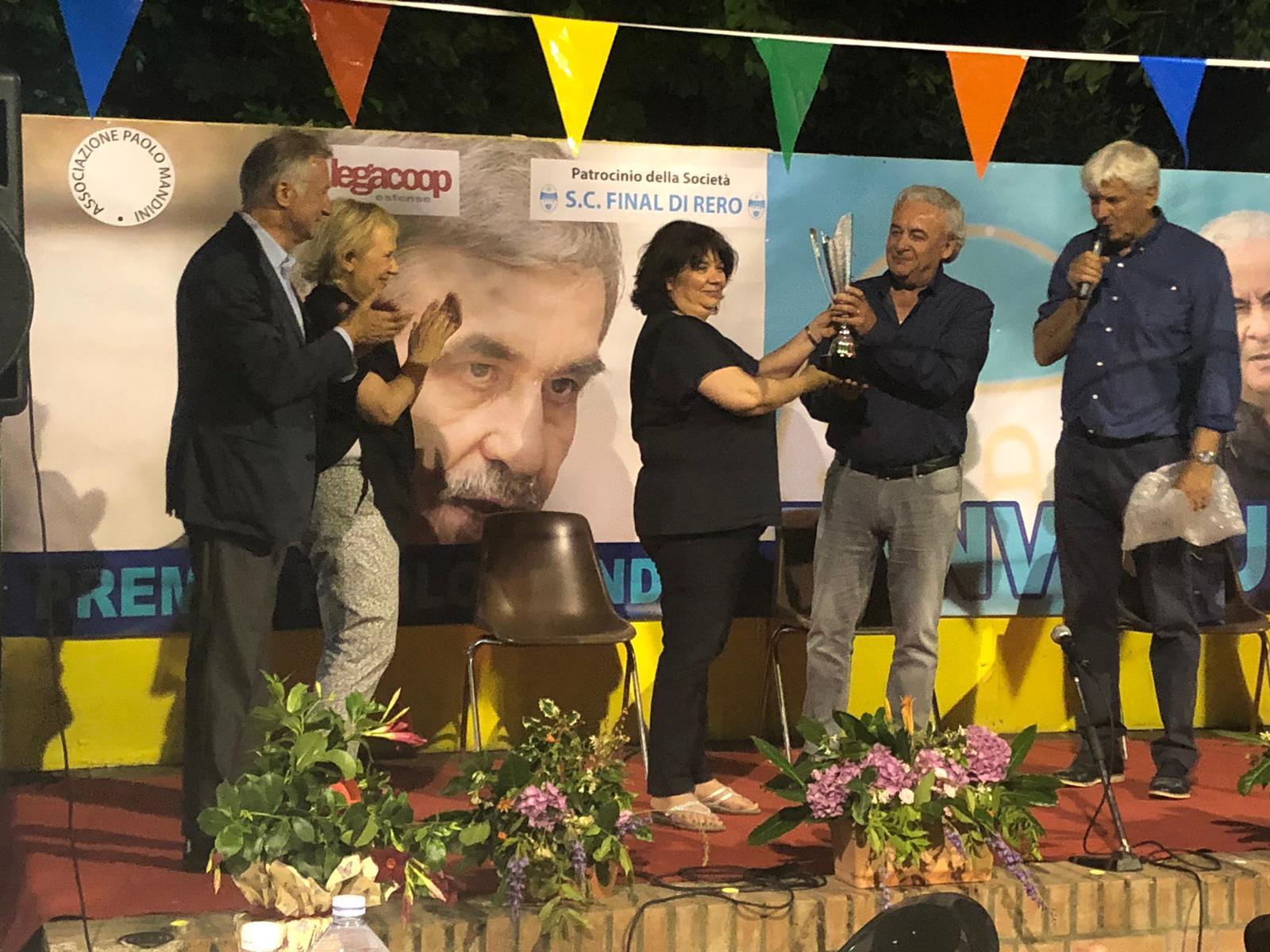 Il primo Premio Paolo Mandini per lo sport e la cultura va a Walter Mattioli, Patron della Spal