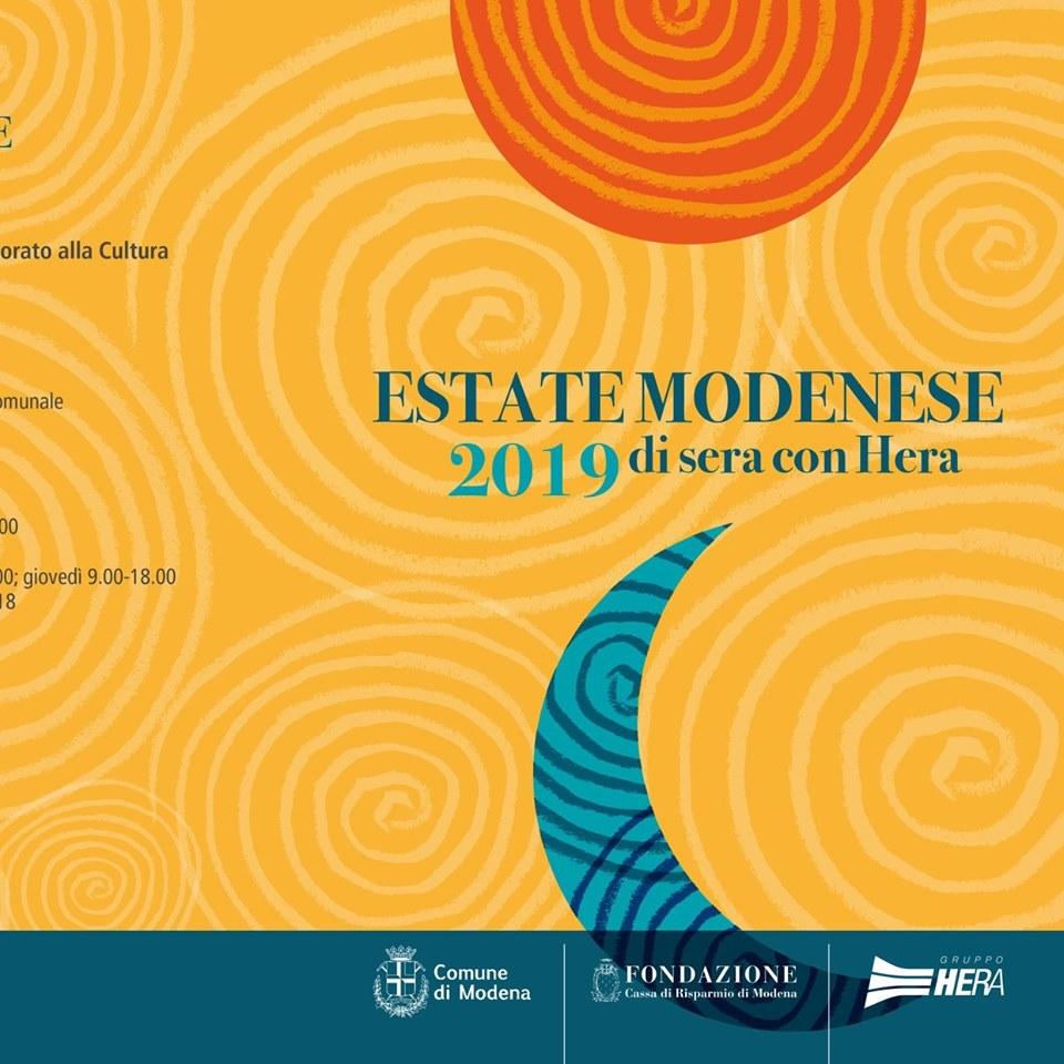 Serate ai Giardini Ducali con il Coordinamento modenese dell'Alleanza delle Cooperative Italiane