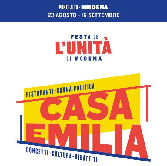 Alla Festa de l'Unità di Modena si parla di Cooperative di Comunità
