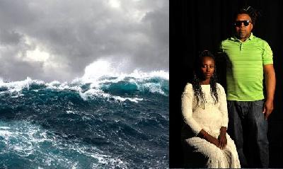 """Drama Teatro presenta: """"Ogni mare ha un'altra riva"""", il dramma dei migranti al Festivalfilosofia, sabato 14 settembre. In collaborazione con Legacoop Estense"""