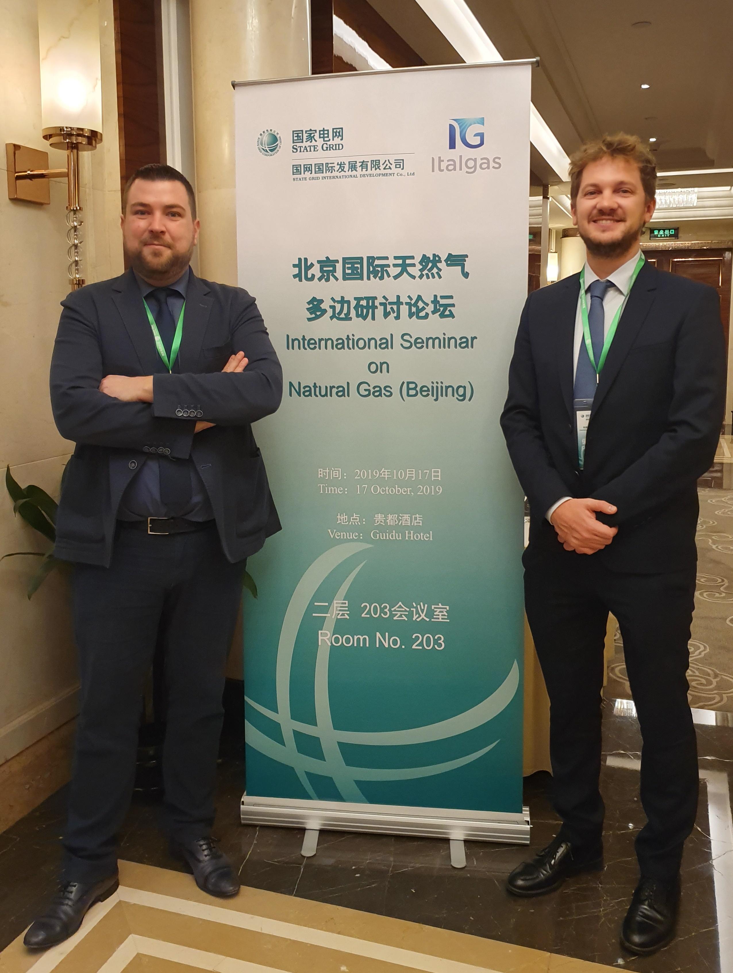 Cpl Concordia in Cina con la delegazione Italgas per esportare soluzioni nel mercato del gas