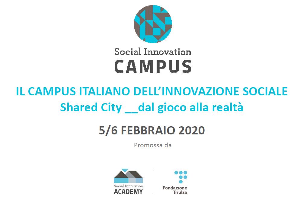 Campus Italiano dell'Innovazione Sociale: aperta la call per le cooperative