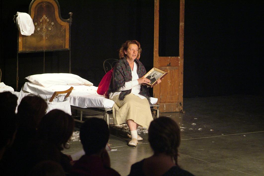 Teatro Nucleo presenta: Incursione nella vita di Maria Montessori