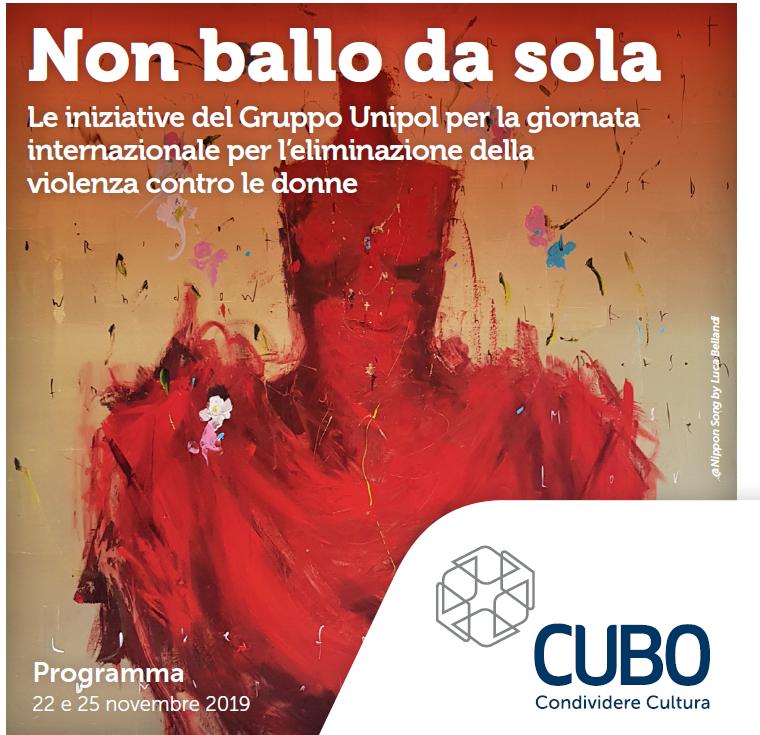 Non ballo da sola: le iniziative del Gruppo Unipol per la Giornata Internazionale per l'eliminazione della violenza contro le donne