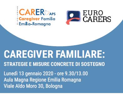 Caregiver familiare: strategie e misure concrete di sostegno