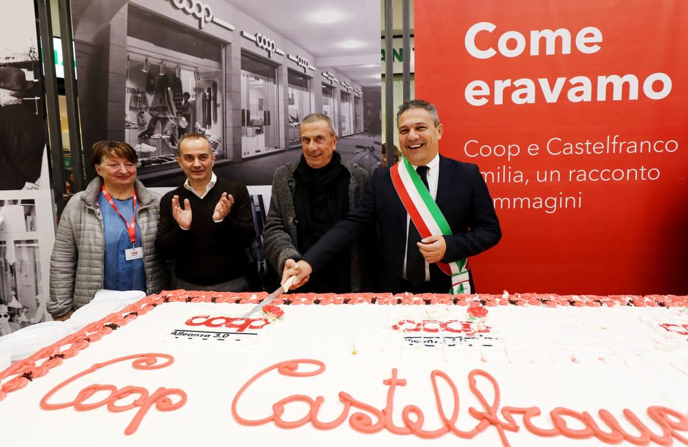 Completamente rinnovata la Coop del centro commerciale Le Magnolie di Castelfranco