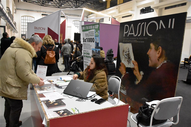"Assicoop Modena&Ferrara: chiusura in musica per la mostra ""Passioni"""