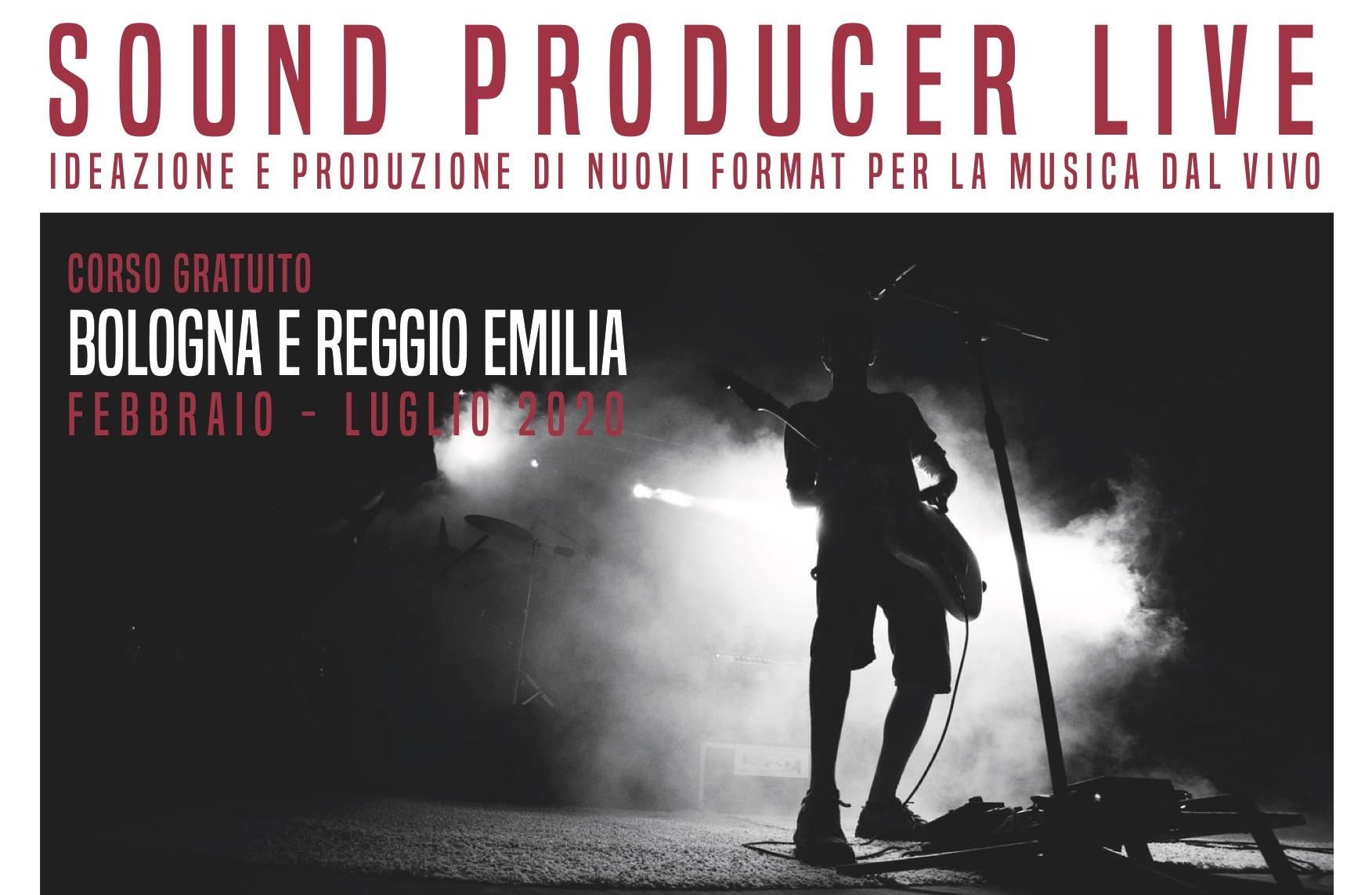 Sound Producer Live: aperte le iscrizioni per il corso promosso da Demetra Formazione