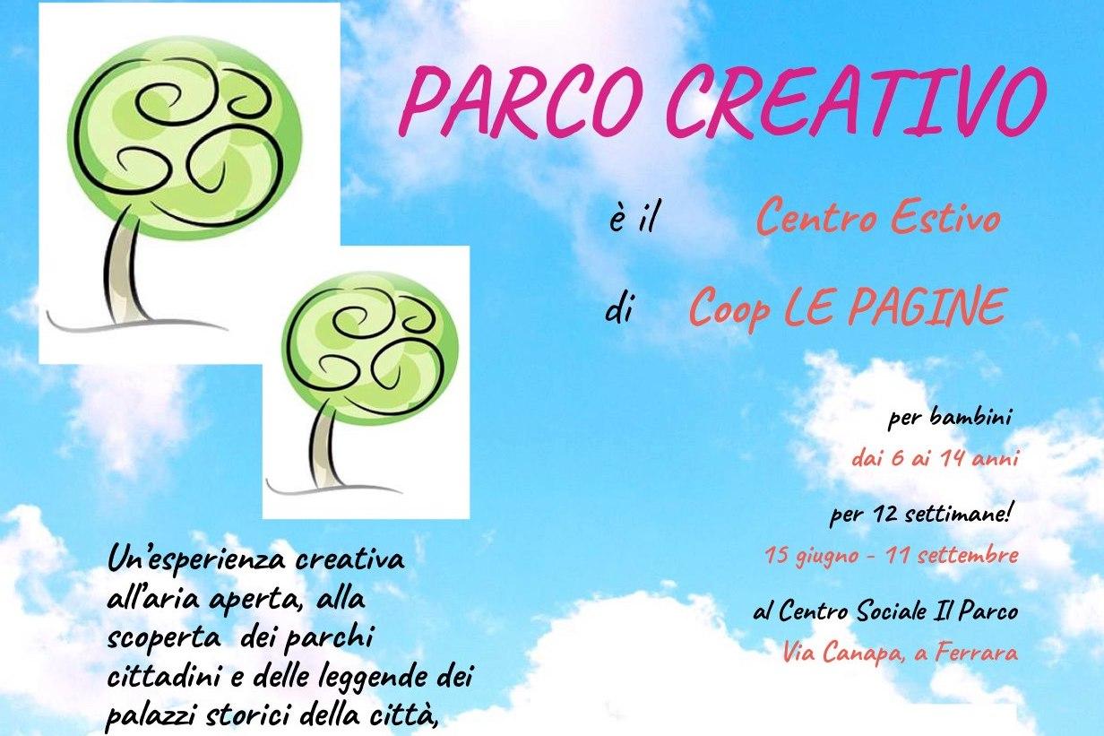 """""""Parco Creativo"""": al via il centro estivo della coop sociale Le Pagine, in piena sicurezza anti-Covid!"""