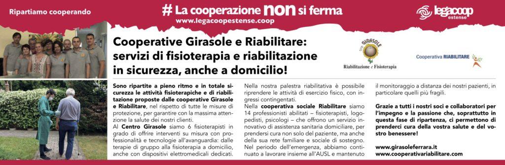 Lacooperazionenonsiferma Ecco Tutte Le Inserzioni Pubblicate Su Gazzetta Di Modena Legacoop Emilia Romagna