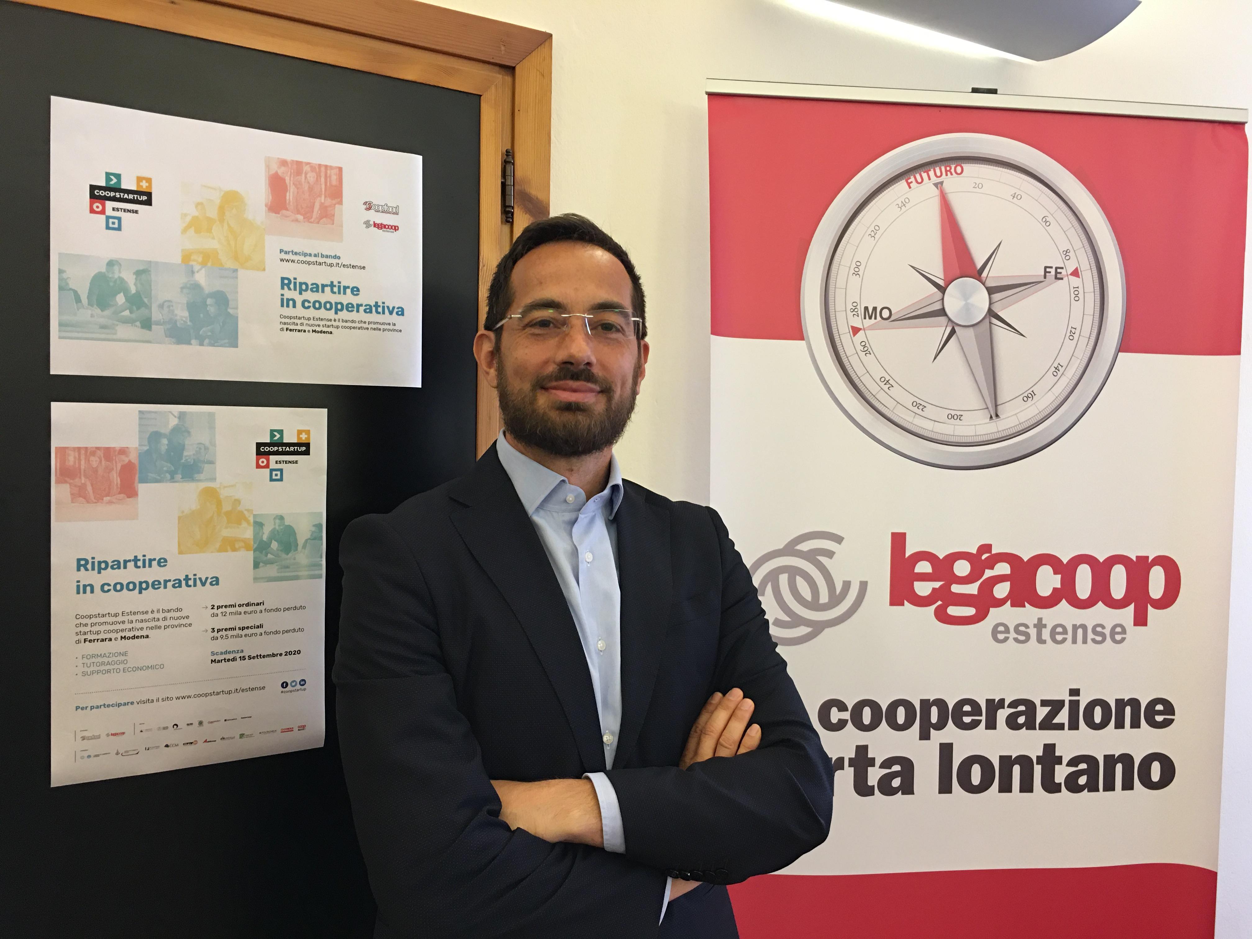 """COOPSTARTUP ESTENSE """"Ripartire in Cooperativa"""": oltre 50.000 € per far nascere nuove cooperative a Ferrara e Modena"""