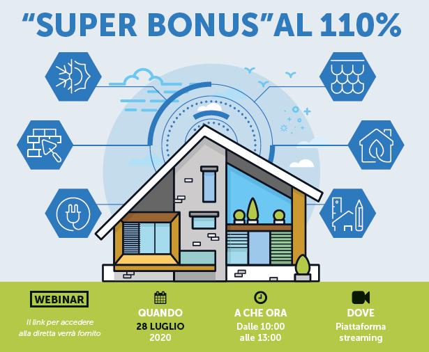 Legacoop Abitanti presenta: Superbonus al 110%. Webinar il 28 luglio ore 10