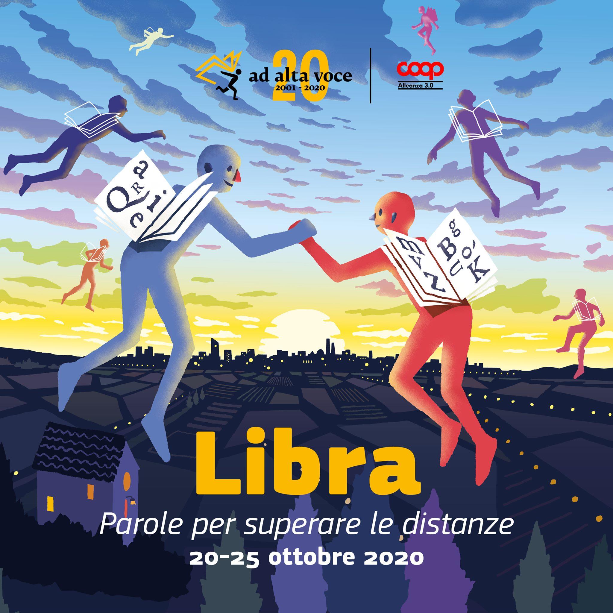 Ad Alta Voce: dal 20 al 25 ottobre la ventesima edizione del festival culturale promosso da Coop Alleanza 3.0