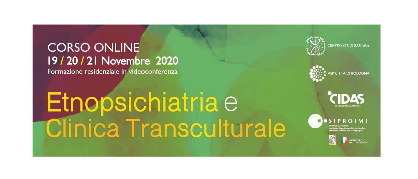 Etnopsichiatria e clinica transculturale: il 19-20-21 novembre una formazione online organizzata in collaborazione con CIDAS