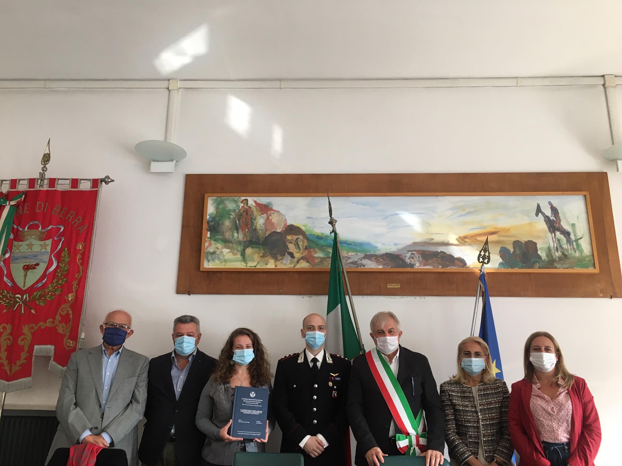Premio Curina 2020: assegnata la borsa di studio che premia la miglior tesi sul mondo cooperativo