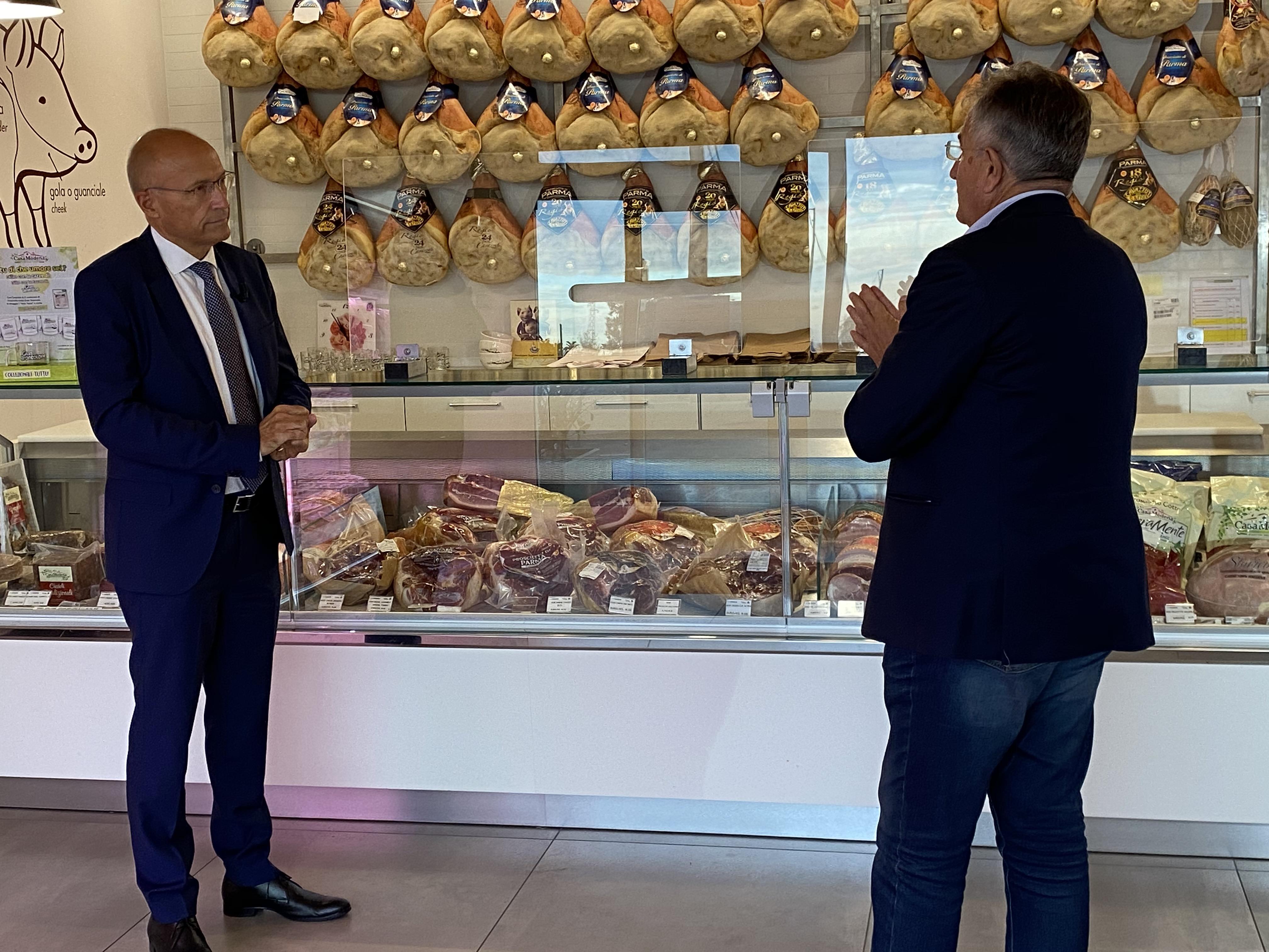 Crisi Ferrarini: il piano di Bonterre – Grandi Salumifici per l'occupazione. Intervista a Giuliano Carletti, AD Gruppo Bonterre