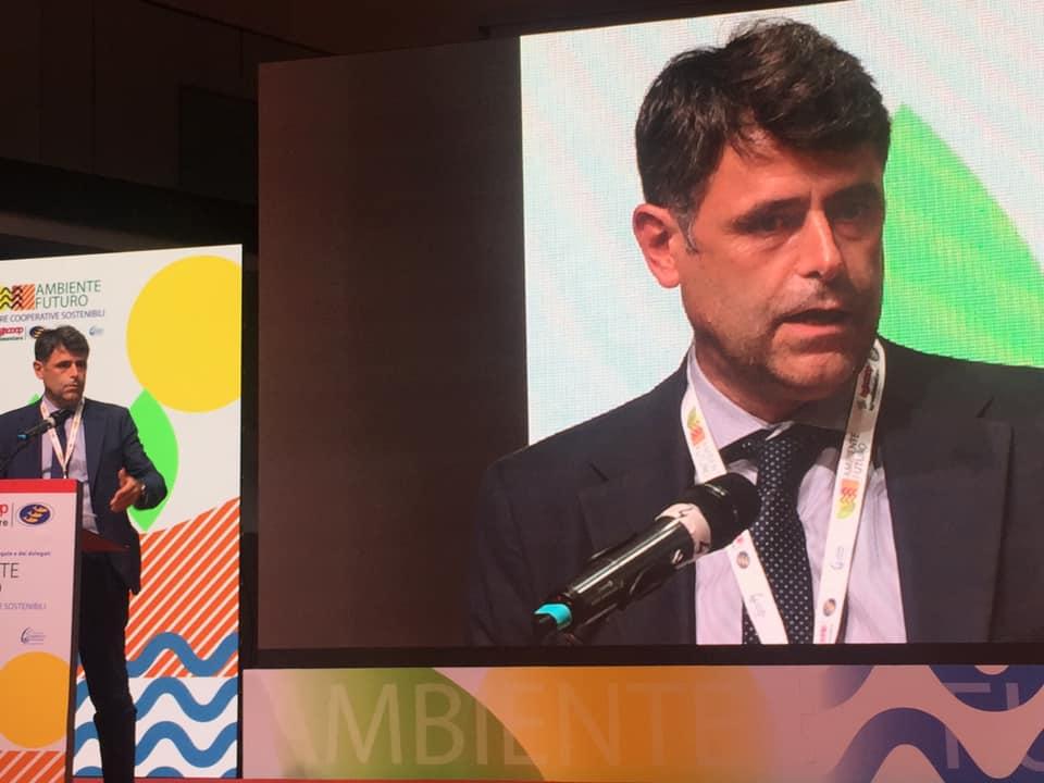 Cristian Maretti è il nuovo presidente di Legacoop Agroalimentare. Raccoglie il testimone da Giovanni Luppi