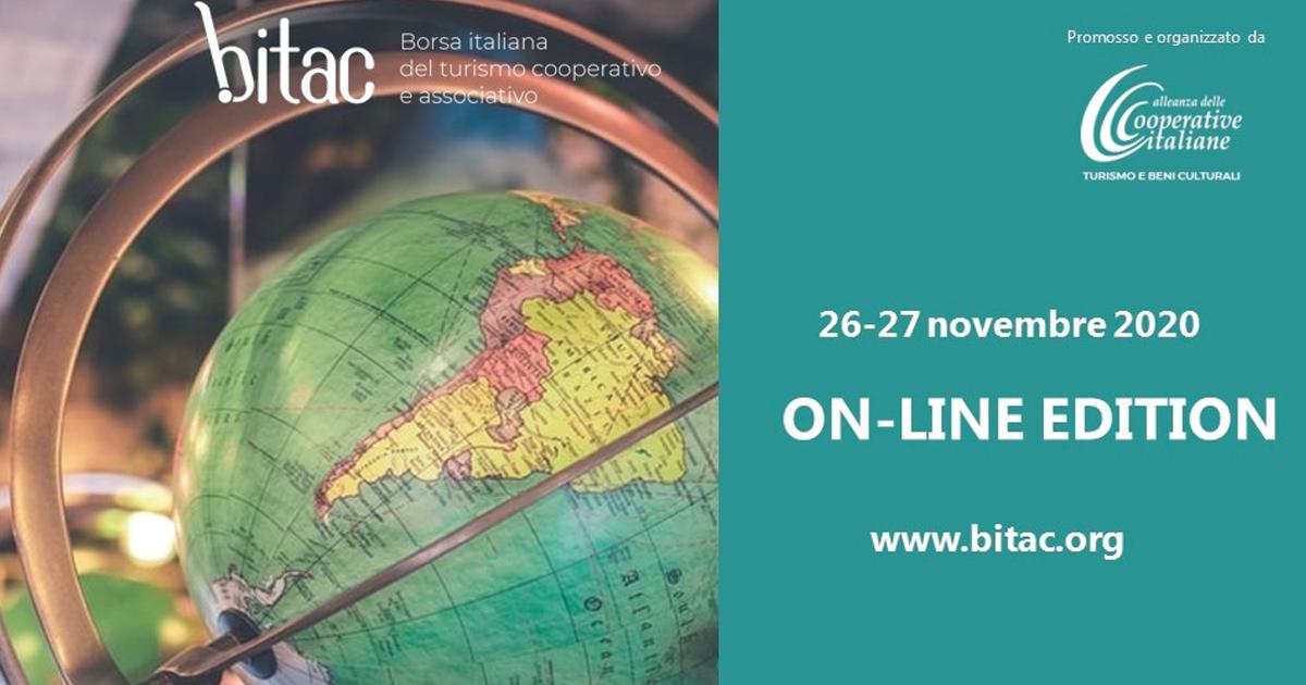 È online il programma di BITAC 2020, quest'anno tutta digitale il 26-27 novembre