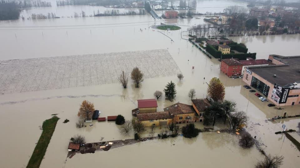 Alluvione: dalla CCIAA di Modena un sostegno immediato alle imprese colpite